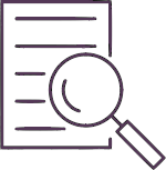magnifying glass - recognize